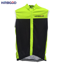 Buy HIRBGOD 2016 new design mens summer sleeveless bike cycling jersey shirt men green black solid cool mtb outdoor riding top,NM324 for $13.22 in AliExpress store