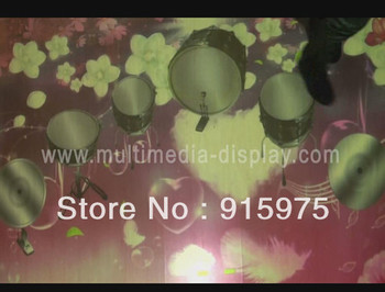 Free shipping wholesale and retail interactive floor china supplier for advertising, product  launch and shopping mall