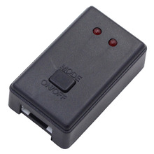 Car Styling LED DRL Daytime Running Light Relay Auto Car Controller On/Off Switch Parking Light DC 12V  New(China (Mainland))