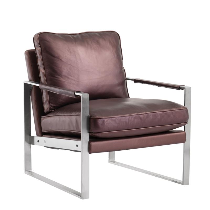 Marineblau gelegentlicher stuhl m belideen for Design stuhl leisure