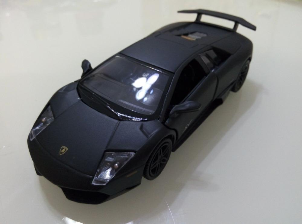 1:36 Diecast Alloy car model toy metal material vehicles Lamborghini MURCIELAGO LP 670-4 SV metal material model car(China (Mainland))