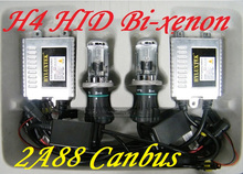 Buy HYLUXTEK,canbus HID Bi-xenon KIT,2A88,H4,HI/LO,HID kit,35W 12V,Free ship!H4 HI/LO,9007 9004 h13,4300~8000K for $79.80 in AliExpress store
