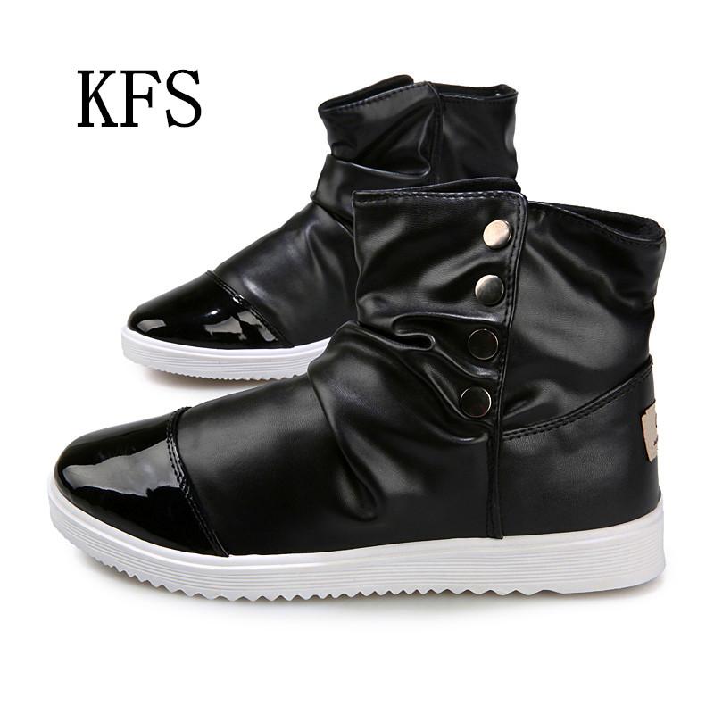 2016 warm winter waterproof snow boots luxury brand