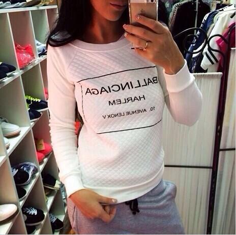 Женские толстовки и Кофты Fashion East 2015 Moleton DF-060/SC женские толстовки и кофты oem 2015 2 slim fashion