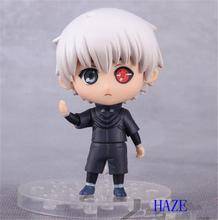 Tokyo Ghoul Q Edition Kaneki Ken PVC Figure Collection Gift Toy 10cm