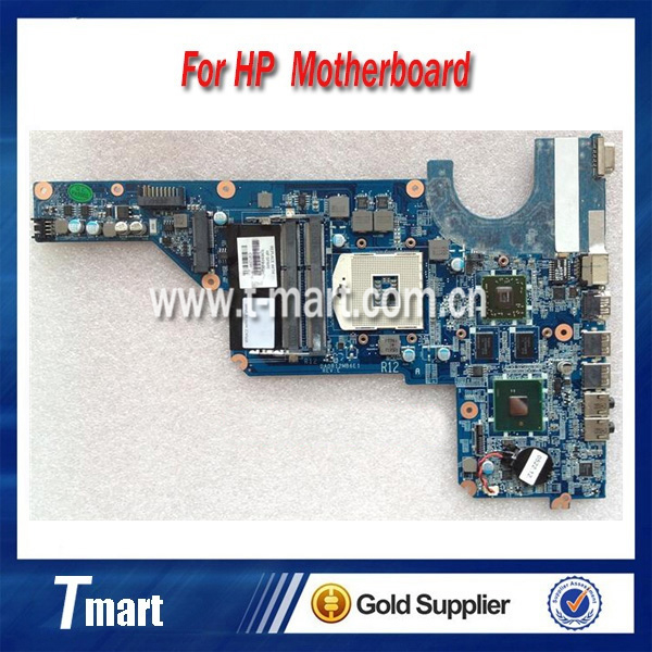 100% working Laptop Motherboard for hp 636372-001 System Board fully tested