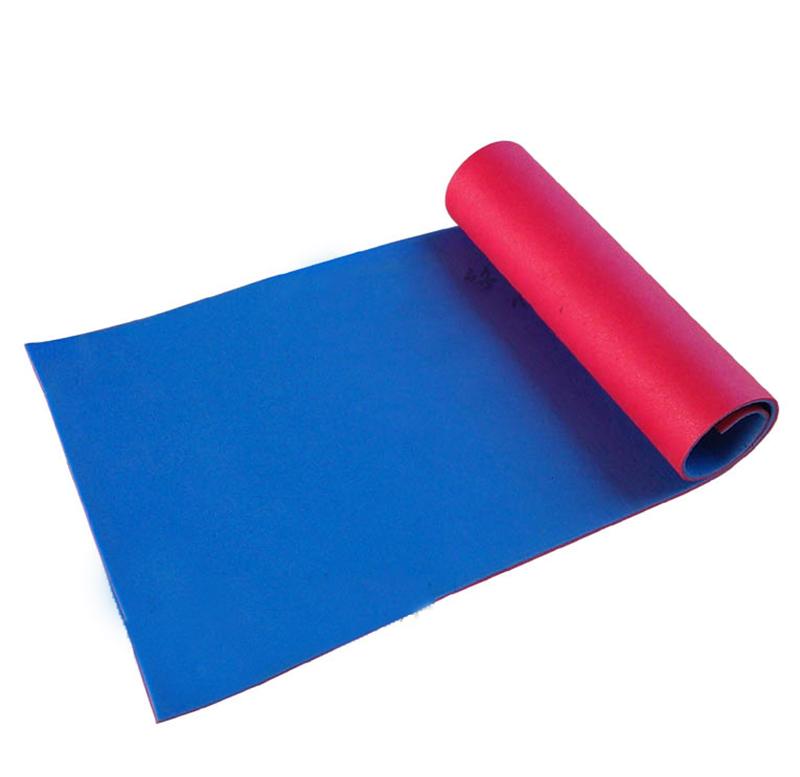 Коврик для йоги нескользящий каучук