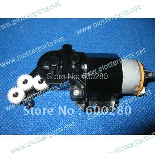 Used - Starwheel motor assembly Q6718-67017 Q5669-60697 For the Designjet T610 T770 T1100 Z3100 plotter parts<br><br>Aliexpress