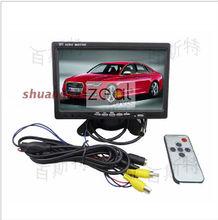 free shipping+tracking NO Factory direct sale 7-inch LED Monitor / Car Monitor / home monitor /7 inch LCD screen / small display(China (Mainland))