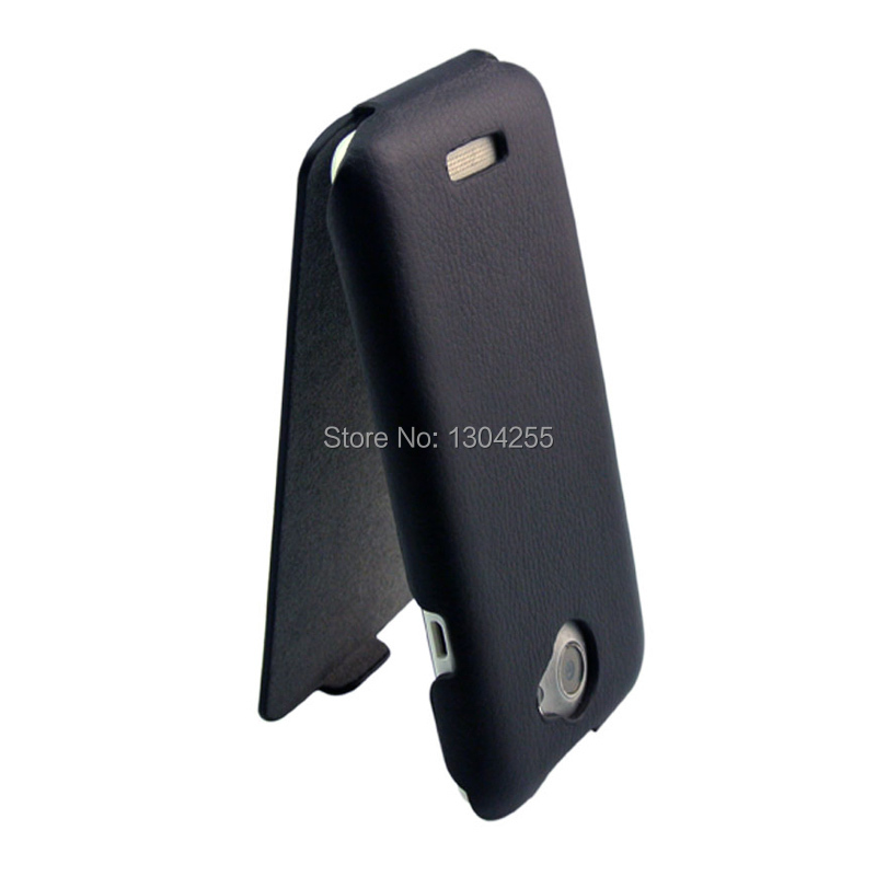 luxury lychee skin ultra thin PU leather flip cover HTC ONE X phone case cell - Henghui store