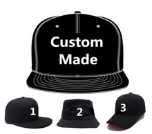 LOGO Custom Baseball Snapback Caps Adult Kids Size Embroidery Printing Logo Fitted Full Complete Closed Hat Factory Wholesale(China (Mainland))