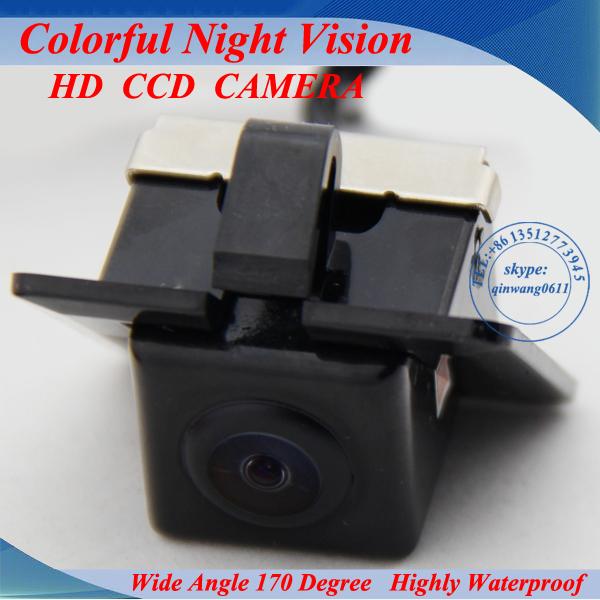 Pramotion Toyota Prado Camera Car Rear View Camera With  CCD Camera For Toyota Prado 2010(Fix to aside holes)