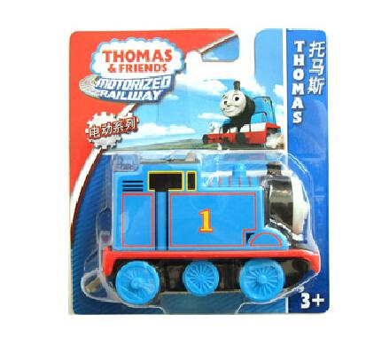 Authorized Thomas & friends Electric locomotive Thomas Diecast Metal Thomas hook Plastic metal Railroad Train kids toy(China (Mainland))
