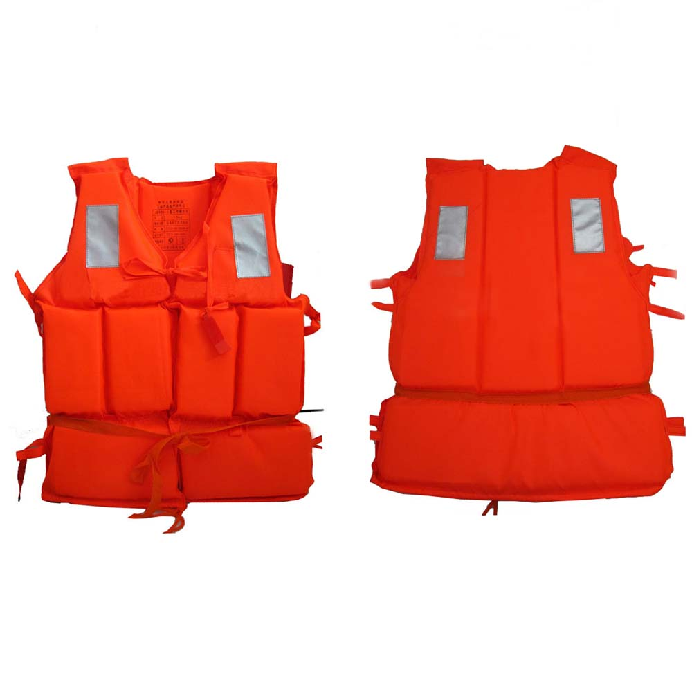Professional Swimwear Working Life Jacket Foam Vest Survival Suit with Whistle for Outdoor Sport Swimming Drifting Fishing Adult(China (Mainland))