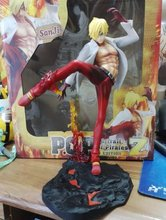Buy Action Figure One Piece OP Sanji Diable Jambe 23cm Red pants pop Battle Version PVC gifts Toys Model Japanese Anime for $23.27 in AliExpress store