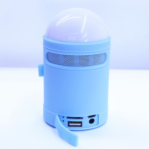 mini Speaker Bluetooth wireless soundbar with LED lights FM radio SD card TF card hands free over smart phone Chinese market(China (Mainland))