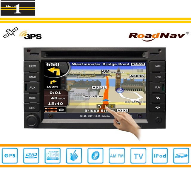 For VolksWagen VW Passat B5 2000~2005 - Car GPS Navigation System + Radio TV DVD BT 3G WIFI HD Screen S100 Multimedia System(China (Mainland))