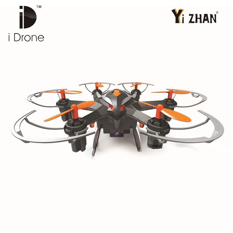 YiZhan i6s Nano Hexacopter Drone with Camera 2.4G 4CH 6Axis One Key Return RTF Micro For Camera Drones VS SYMA X5C Free Shipping<br><br>Aliexpress