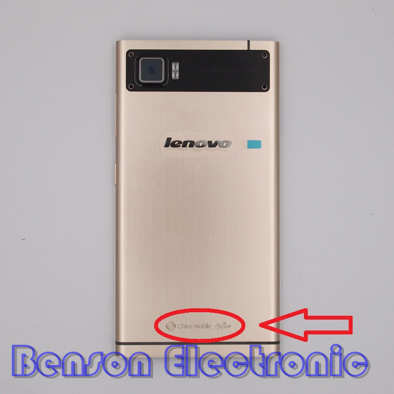 """Original Battery Back Cover """"China Mobile""""Version For Lenovo VIBE Z2 Housing Door Case With Power Volume Buttons+Camera Lens+NFC(China (Mainland))"""