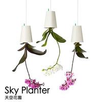 3 pcs/lot Sky Planter Upside-Down Plant Pot  Flower Pot