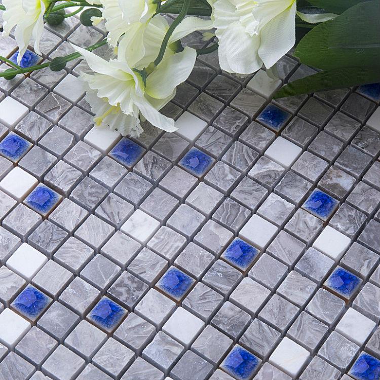 Cheap mosaic floor tile