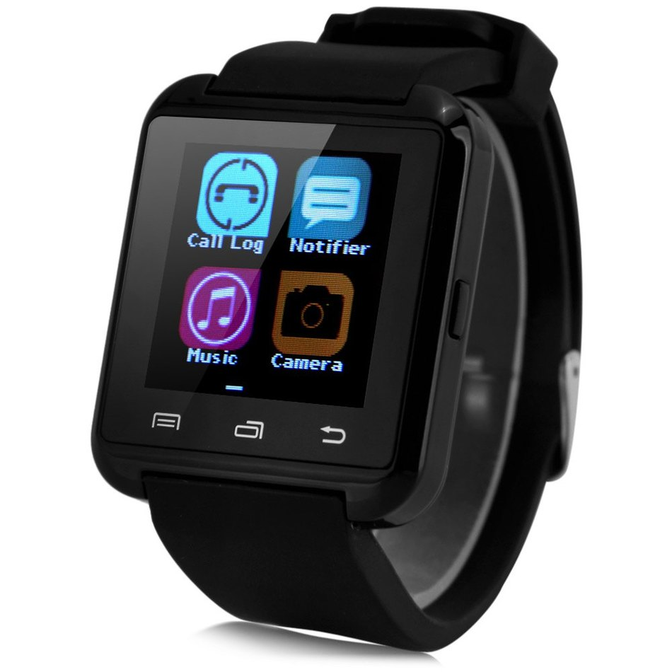 U8S Outdoor Sports Bluetooth Wrist Smart Watch with Remote Camera Digital sport watches for IOS Android Wearable Electronic D(China (Mainland))