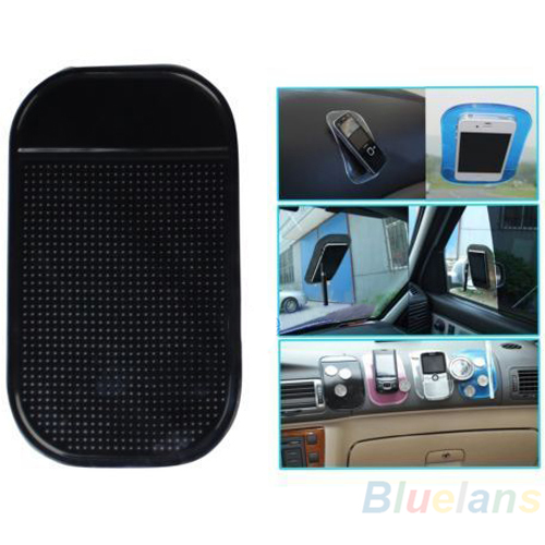 Car Styling Unusual Anti-Slip Mat Car Dashboard Windshield Sticky Pad Holder for Cell Phone 91L9(China (Mainland))