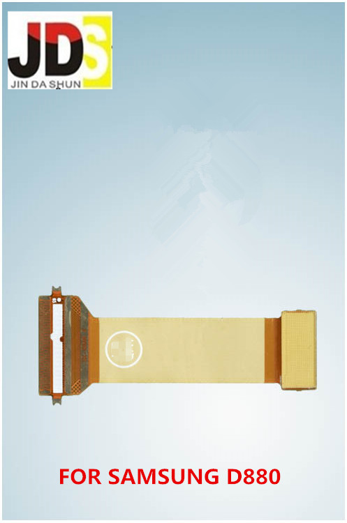 10pcs/lot For Samsung D880 flex cable FREE SHIPPING(China (Mainland))