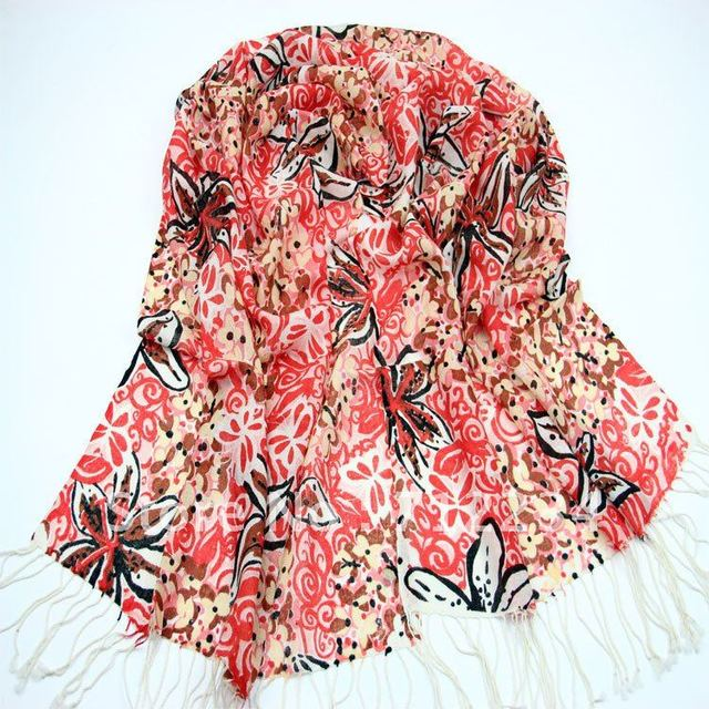 pure wool anti-icer air conditioning cape sweet cape scarf dual