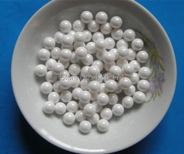 0.4mm ceramic ball used for valve ball/bearing//high pressure homogenizer/sprayer/pump/etc 0.4mm Zirconia Ceramic Ball ZrO2 G20(China (Mainland))