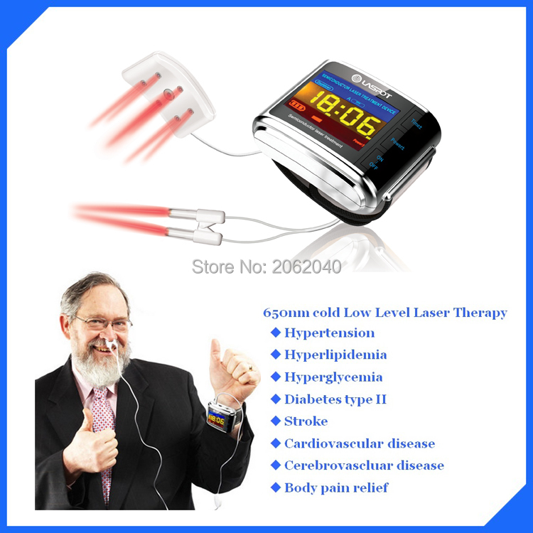 Latest products in market high blood sugar cold laser therapy machine sale(China (Mainland))