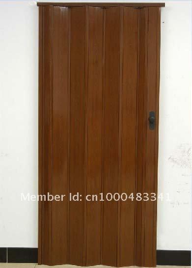 Pvc Folding Door L09 001 Casual Door Plastic Door Accordion Doors H205cm W101cm In Doors From