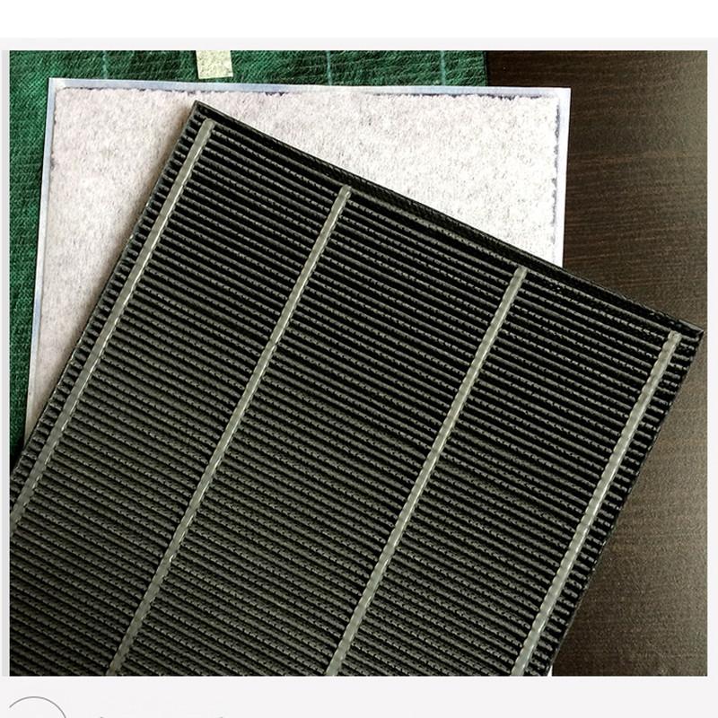 Купить 1 Компл. Heap Фильтр KC-Z280SW Для Sharp KC-Z280SW KC-W280SW KI-DX70 KC-C100SC KC-C100SW KC-C100SR FZ-CD30BH KC-CD30-W Очиститель Воздуха