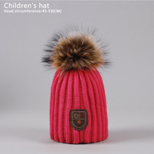 2016 Free shipping News.cashmere hat.Removable fur ball.Stylish hats.beanie hat .Fine spell color hat.(China (Mainland))