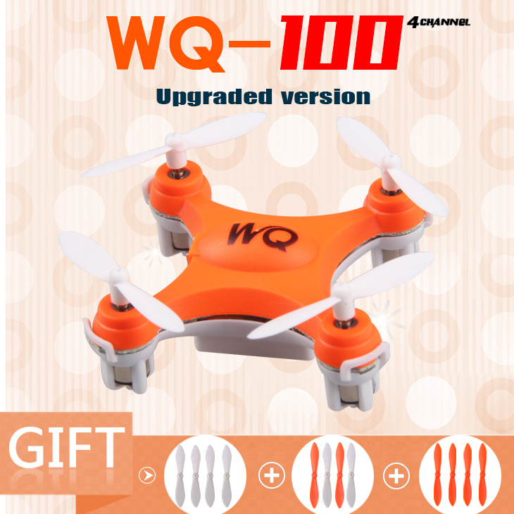 Cheerson CX-10 WQ-100 RC Mini Quadcopter 2.4G Remote Control Toys 4CH 6Axis VS Cheerson CX10 Quadcopter For Sale Free shipping(China (Mainland))
