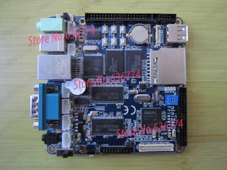 Здесь можно купить  Ipc board industrial motherboard arm9 development board embedded motherboard 6410  Компьютер & сеть
