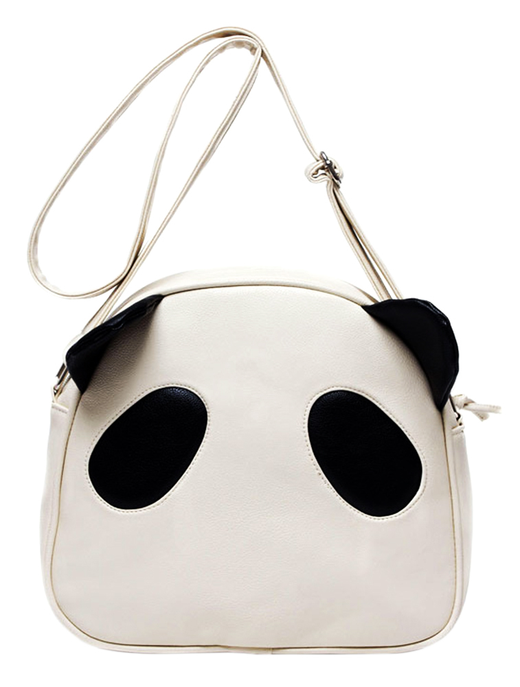 Fashion Girl Student Cute Panda Bag Single Shoulder Crossbody bag Messager Tote New L09238