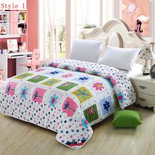 100% tela de algodón súper saludable y confortable edredón verano textiles para el hogar(China (Mainland))