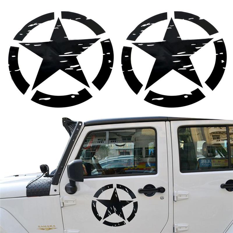 5 Star Jeep Dealers Colorado: Popular Jeep Wrangler Decals-Buy Cheap Jeep Wrangler