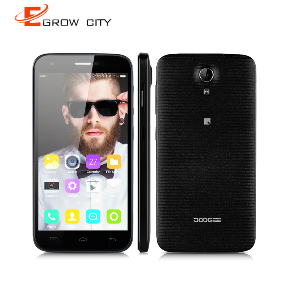 New Original Doogee Valencia 2 Y100 MTK6592 Octa Core 1.7GHz 5.0inch Android 4.4 RAM 1GB ROM 8GB 13.0MP 3G GPS Smart phone(China (Mainland))