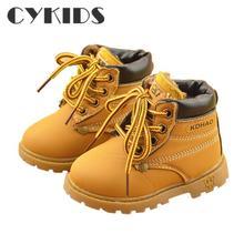 Удобные детские ребенок снега сапоги обувь для девочек сапоги мода мягкое дно девочки загрузки 21-25 осень зима ребенок ботинки обуви(China (Mainland))