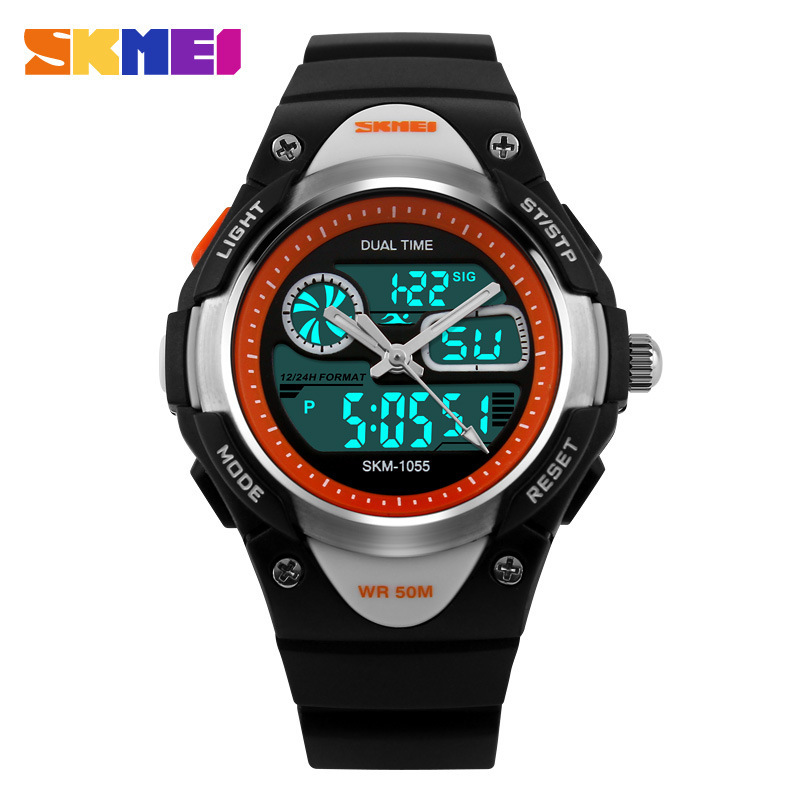 Fashion Leisure Sports Diving Watches Students Electronic  Display Of Children Running Luxury Mens Watches Relogio Masculino<br><br>Aliexpress