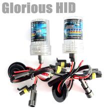 2pcs 55W HID Xenon Replacement  Bulb H7 H1 H3 H4-1 H8 H9 H10 H11 9005 HB3 9006 HB4 H27 881 4300K 6000k 8000k 10000k Xenon bulb(China (Mainland))