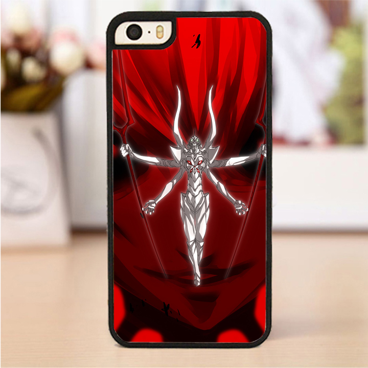 Neon Genesis font b Evangelion b font fashion housing cell cover case for iphone 4 4s