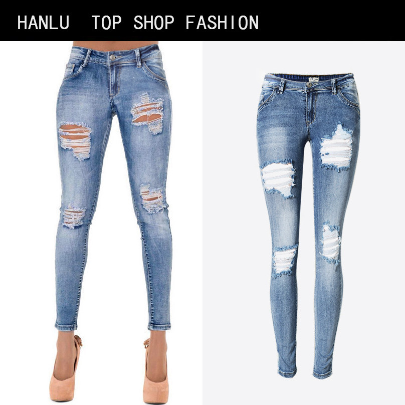Compare Prices on Skinny Jeans Length- Online Shopping/Buy Low ...