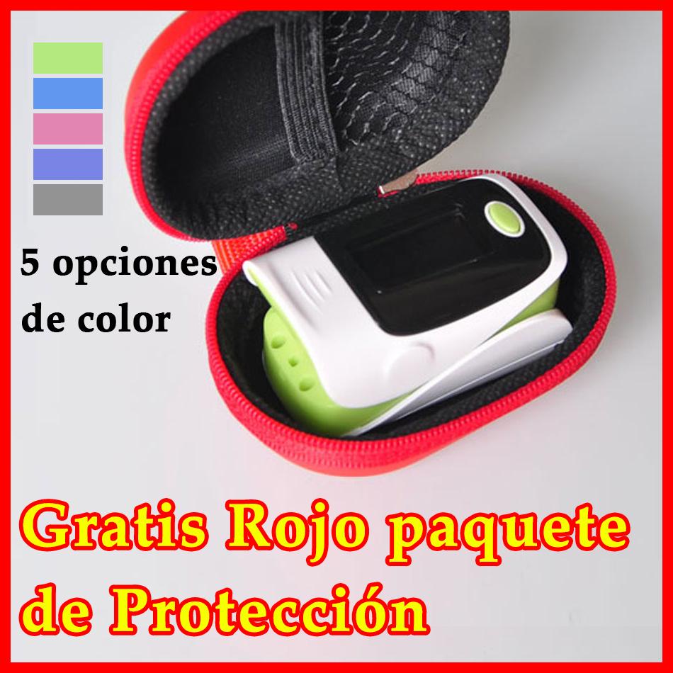 Saturimetro Get A Red Protective Package Oximetro De Dedo Pulso,finger Pulse Oximeter,blood Oxygen Spo2 Pulsioximetro Saturation(China (Mainland))
