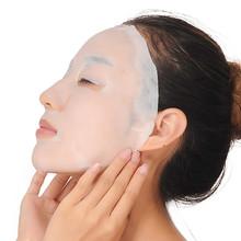 24 Pz Fibra Compressa Maschera di Carta Asciutto Naturale Della Pelle Cura DIY Del Fronte Facciale maschera di carta Per Tutte Le Donne del Fronte di Bellezza(China (Mainland))