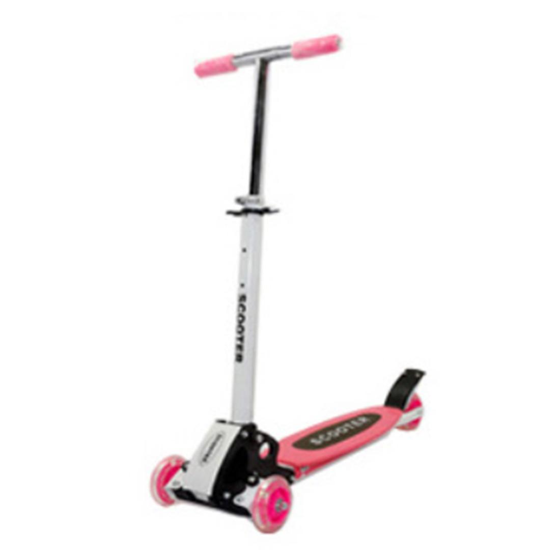 4 wheel adult kick walker