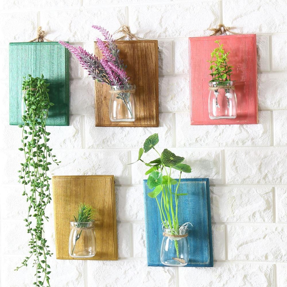 Online kopen wholesale glas plant potten uit china glas plant potten groothandel - Deco originele muur ...