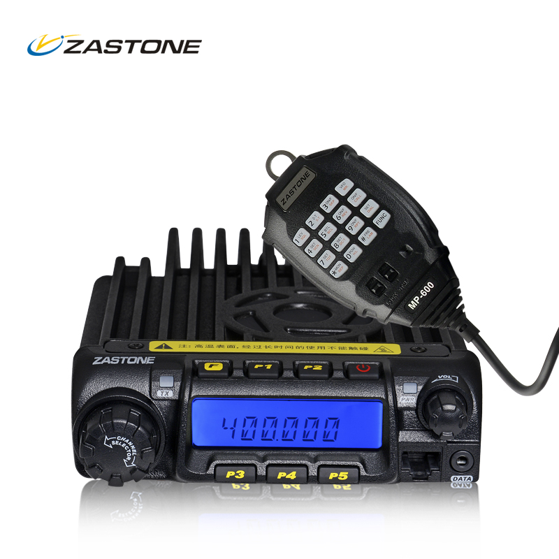 Zastone MP600 MP-600 UHF 400-490MHz 65W Car Radio Vehicle Mounted Mobile transceiver Two Way radio(China (Mainland))